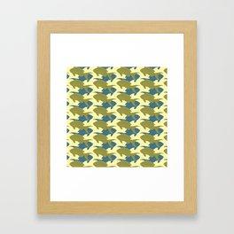 Fish 5 Framed Art Print