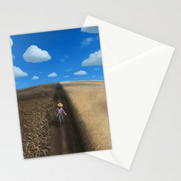 Sow and Reap Stationery Cards