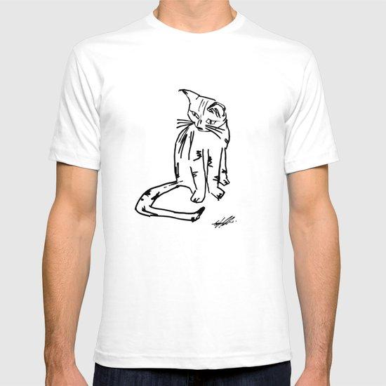 Alien Cat T-shirt