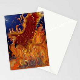 Forged in Fire Stationery Cards