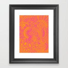 millions  Framed Art Print