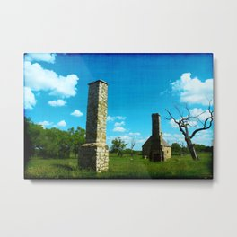 The Guard Shack Metal Print