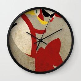Protoman Wall Clock