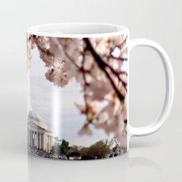 Cherry Blossoms of DC Coffee Mug