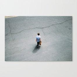Boston Crossing  Canvas Print