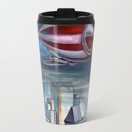 The airship Travel Mug