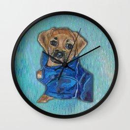 Lil' Rock Portrait Wall Clock