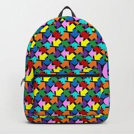 Anywhere You Want to Go - Black Backpack