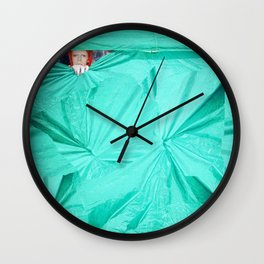 Hi how are you Wall Clock
