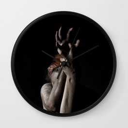 The Great Dying Wall Clock