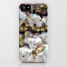 Unicorn Land iPhone Case