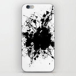 Splat iPhone Skin