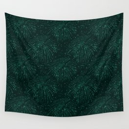 Dark forest glam Wall Tapestry