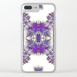 Lanzarote Summer Loving Clear iPhone Case
