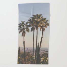 L.A. Beach Towel