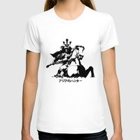 asian T-shirts featuring Asian Hunter by アジアのハンター