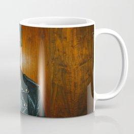 Zayn Malik Punk Edit Coffee Mug