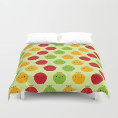 Cutie Fruity Duvet Cover
