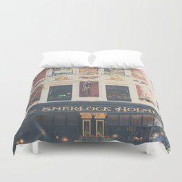 a pub with a difference ...  Duvet Cover