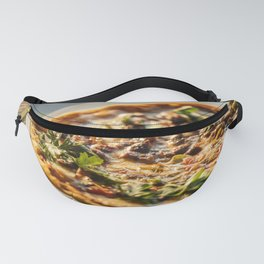 Pizza Slices (58) Fanny Pack