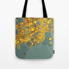 Sunshine and Clouds Tote Bag