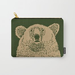 Kodiak Bear Carry-All Pouch