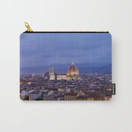 Florence Duomo At Night Carry-All Pouch