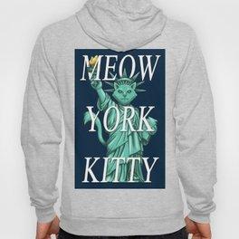 Meow York Kitty Hoody