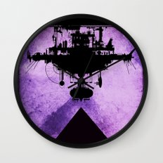 OVNI Wall Clock