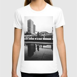 Chicago Bean/ Ice Rink T-shirt
