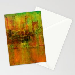 Nueva York Stationery Cards