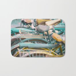 Bicicletta Tangle Bath Mat