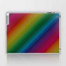 Sophisticated Rainbow Laptop & iPad Skin