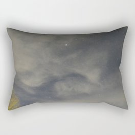The mysteries of the cosmos Rectangular Pillow