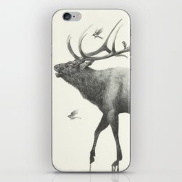 elk iPhone Skin