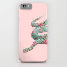 FLORAL SNAKE Slim Case iPhone 6