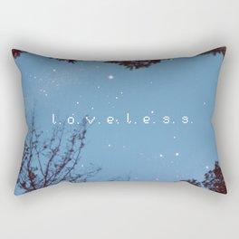 L.O.V.E.L.E.S.S. Rectangular Pillow