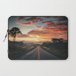 Until We Meet the Sky Laptop Sleeve