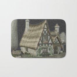 Fairytale Cottage Bath Mat