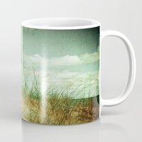 not all who wander Mugs featuring Not All Who Wander by Olivia Joy StClaire