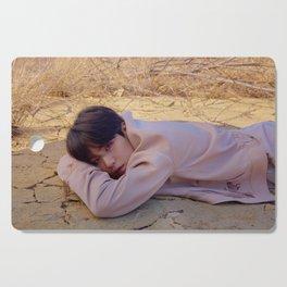 Suga / Min Yoon Gi - BTS Cutting Board