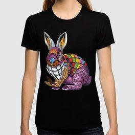 Steampunk Bunny Rabbit T-shirt