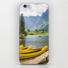 Bled lake, Slovenia iPhone Skin