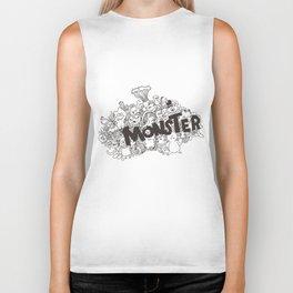 monster Biker Tank