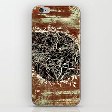 Let It Happen. iPhone & iPod Skin