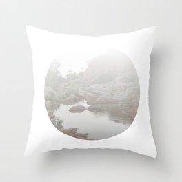 Creek Throw Pillow