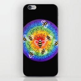 Just Bee iPhone Skin
