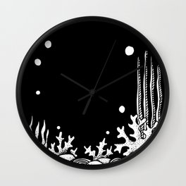 Deepsea Wall Clock