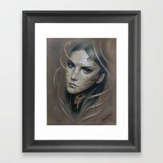 dureza Framed Art Print