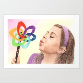 Child's Toy Art Print